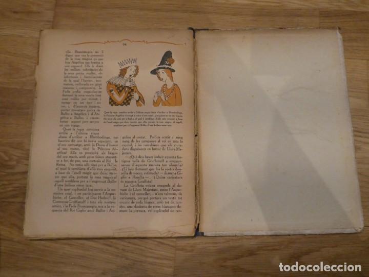 Libros antiguos: LA ROSA I LANELL, W. M. THACKERAY/JOSEP CARNER - alrededor de 1931 - Foto 4 - 198336766