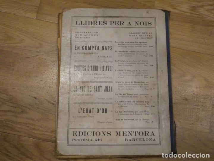 Libros antiguos: LA ROSA I LANELL, W. M. THACKERAY/JOSEP CARNER - alrededor de 1931 - Foto 5 - 198336766