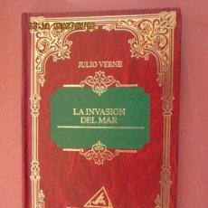 Livres anciens: LA INVASION DEL MAR , JULIO VERNE , EDICIONES RUEDA 1994. Lote 199072457