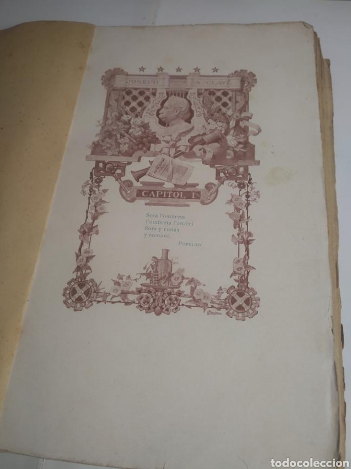 Libros antiguos: Costumbres barcelonistas 1860/1975 escrita en catalán 1904 - Foto 2 - 199266195