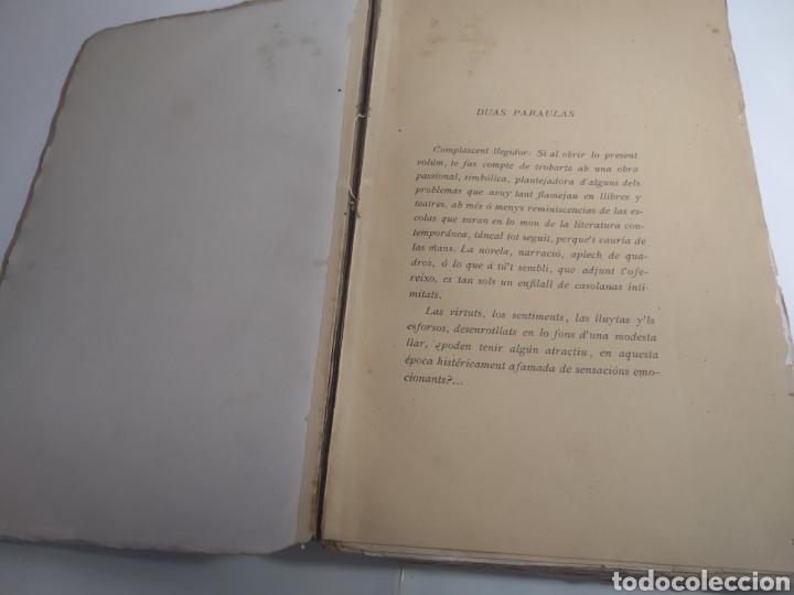 Libros antiguos: Costumbres barcelonistas 1860/1975 escrita en catalán 1904 - Foto 7 - 199266195