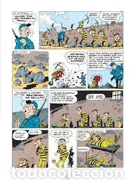 Libros antiguos: Lucky luke 1ª entrega. La fuga de los dalton. Edición coleccionista limitada 70 aniversario. Planeta - Foto 7 - 168323736