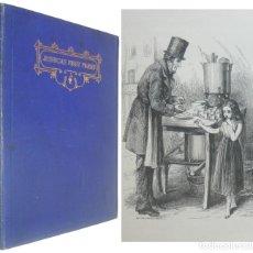 Libros antiguos: 1875 - JESSICA'S FIRST PRAYER - HESBA STRETTON - LIBRO ANTIGUO INFANTIL - ILUSTRADO - INGLÉS - TELA. Lote 200286310
