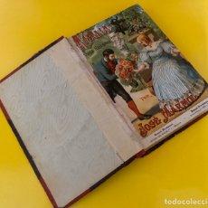 Libros antiguos: AMALIA JOSE MARMOL SIN DUDA UNA RAREZA. Lote 200850425
