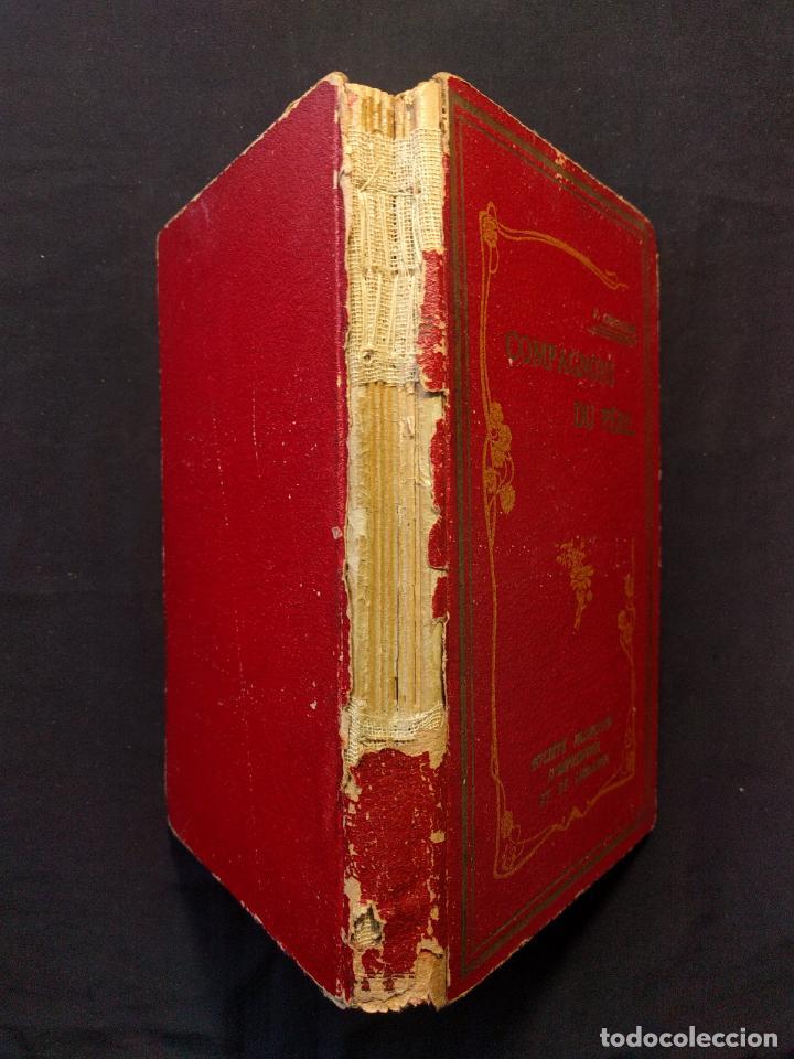 Libros antiguos: Compagnons du Péril. Paul Largillière et G. Magé. Poitiers. Sociéte française dimprimerie [1900 h.] - Foto 2 - 203296112