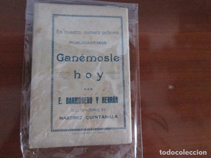 Libros antiguos: LA NOVELA DE HOY= JOSE FRANCES = EL FRUTO DE SU VIENTRE - Foto 2 - 203805097