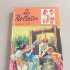 Libros antiguos: LOS HOLLISTER N°4 Y LAS MONEDAS DE LA SUERTE. Lote 207166272