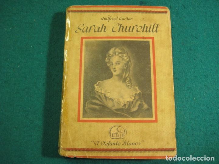 ¨LIBRO NOVELA WINIFRED CARTER POR SARAH CHURCHILL AÑO 1935 (Libros Antiguos, Raros y Curiosos - Literatura Infantil y Juvenil - Novela)