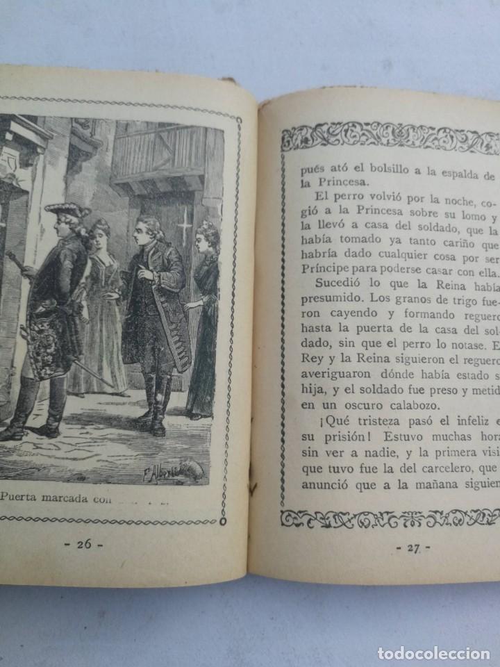 Libros antiguos: ANTIGUO LIBRO - EL SILBATO PRODIGIOSO - CUENTOS DE CALLEJA - LOS TRES ZAPATEROS, LA CASITA VIEJA, UN - Foto 4 - 207765453