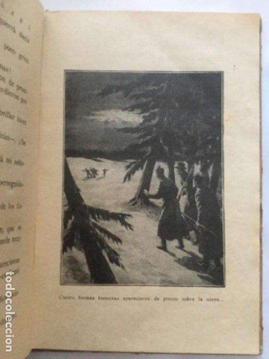 Libros antiguos: LOS HORRORES DE LA SIBERIA - TOMO II - Emilio Salgari - Biblioteca S. Calleja clxxxv- 181p 17x12 - Foto 3 - 208832355