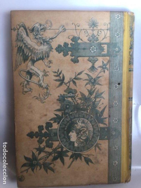 Libros antiguos: EL CORSARIO NEGRO - Emilio Salgari - Biblioteca S. Calleja - 218p. 17x12cm - Foto 4 - 208865705