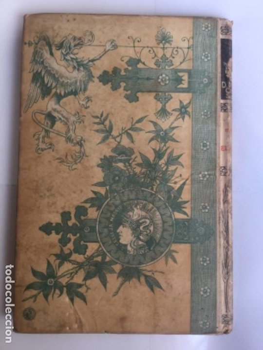 Libros antiguos: EL REY DEL MAR - Emilio Salgario - Biblioteca S. Calleja XXXVII - Buen estado - 236p. 17x12cm - Foto 4 - 208875103