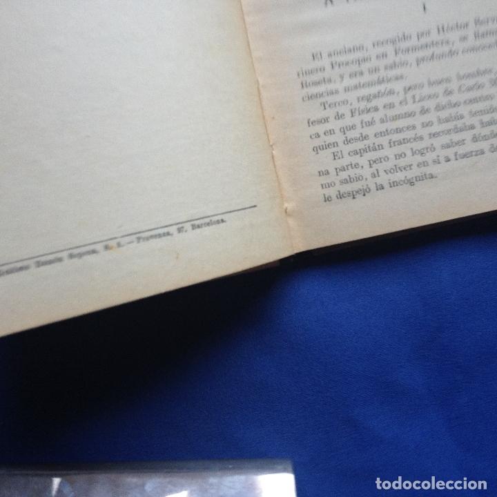 Libros antiguos: HECTOR SERVADAC-JULIO VERNE-BIBLIOTECA SELECTA DOS TOMOS 57/58 OBRA COMPLETA -VER FOTOS - Foto 7 - 208876195