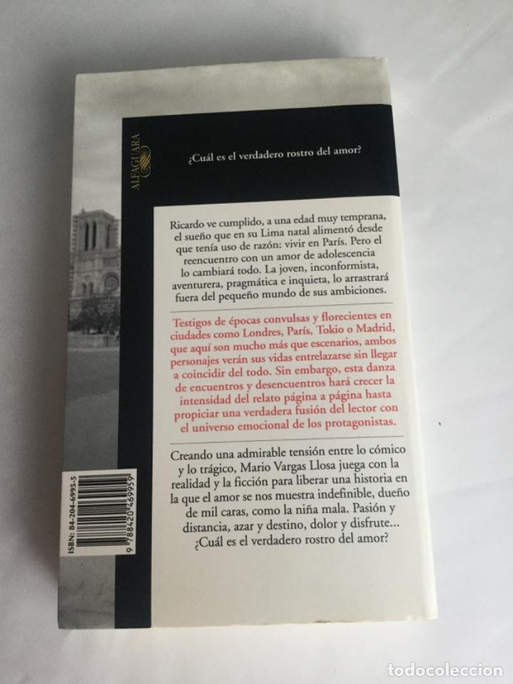 Libros antiguos: Travesuras de la niña mala de Vargas Llosa - Foto 2 - 209122467