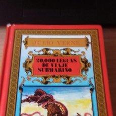 Libros antiguos: PACK JULIO VERNE DE DOS LIBROS MITICOS. Lote 209204503