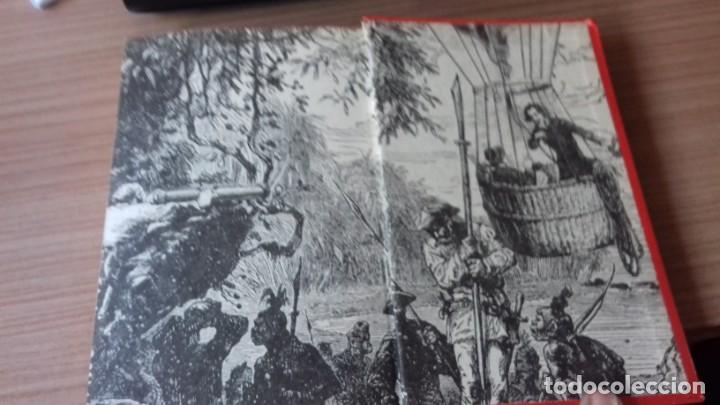 Libros antiguos: Pack Julio Verne de dos libros miticos - Foto 4 - 209204503