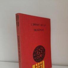 Libros antiguos: L´INFANT DE LA DILIGENCIA, JOSEP Mª FOLCH Y TORRES, BIBLIOTECA PATUFET, JOSEP BAGUÑA, 1935. Lote 209577512