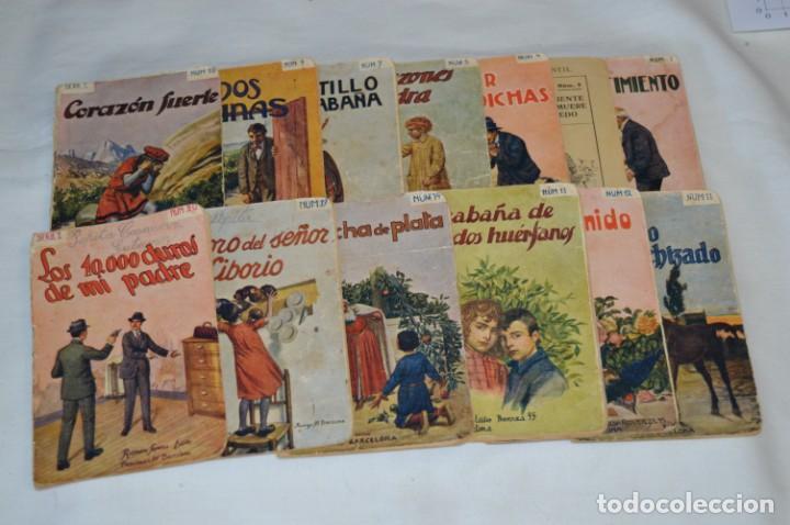 Libros antiguos: VINTAGE - COLECCIÓN INFANTIL - 13 Ejemplares variados - RAMÓN SOPENA - SERIE I - AÑOS 30 - ¡Mira! - Foto 2 - 209694305