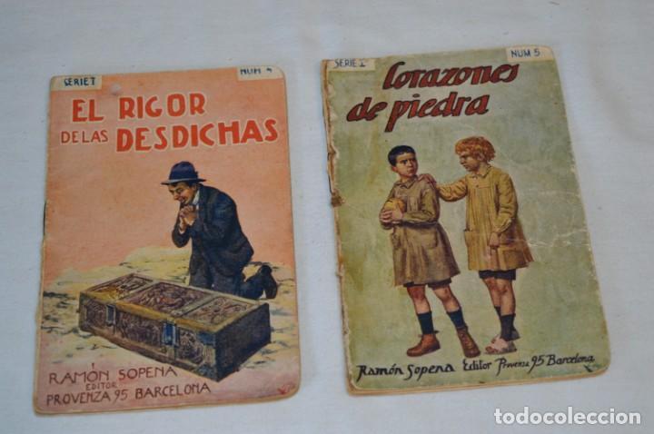 Libros antiguos: VINTAGE - COLECCIÓN INFANTIL - 13 Ejemplares variados - RAMÓN SOPENA - SERIE I - AÑOS 30 - ¡Mira! - Foto 5 - 209694305