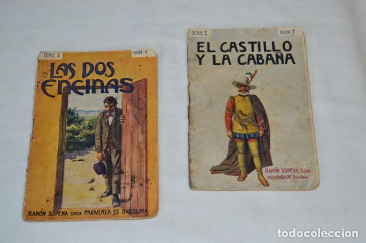 Libros antiguos: VINTAGE - COLECCIÓN INFANTIL - 13 Ejemplares variados - RAMÓN SOPENA - SERIE I - AÑOS 30 - ¡Mira! - Foto 7 - 209694305