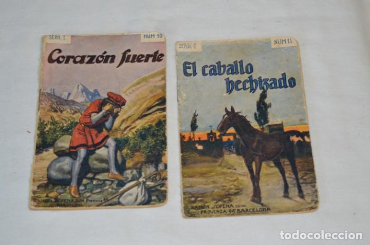 Libros antiguos: VINTAGE - COLECCIÓN INFANTIL - 13 Ejemplares variados - RAMÓN SOPENA - SERIE I - AÑOS 30 - ¡Mira! - Foto 9 - 209694305