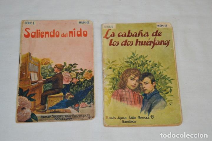 Libros antiguos: VINTAGE - COLECCIÓN INFANTIL - 13 Ejemplares variados - RAMÓN SOPENA - SERIE I - AÑOS 30 - ¡Mira! - Foto 11 - 209694305
