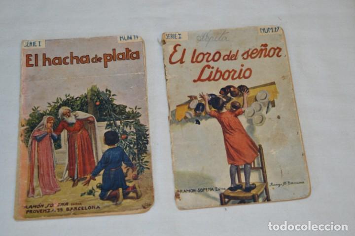 Libros antiguos: VINTAGE - COLECCIÓN INFANTIL - 13 Ejemplares variados - RAMÓN SOPENA - SERIE I - AÑOS 30 - ¡Mira! - Foto 13 - 209694305