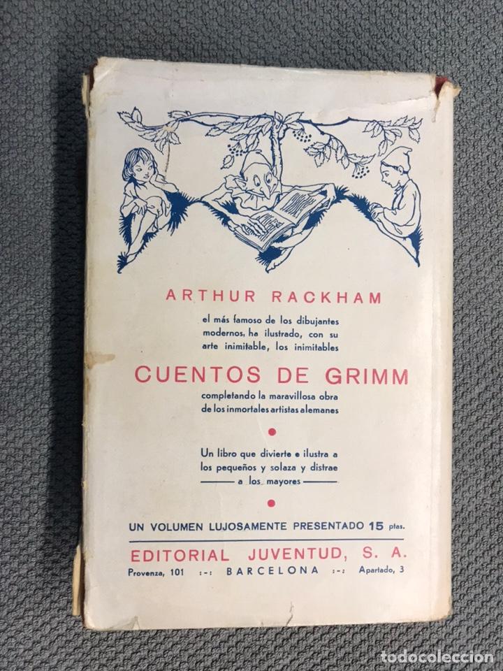 Libros antiguos: EL GRAN VIAJE DE BIBI, por Karin Michaelis, 1a. Edición ilustrada a todo color (a.1935) - Foto 4 - 210035216
