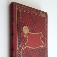 Livres anciens: TRISTAPATTE, TRISTESSES ET JOIES D`UN PETIT ECOLIER- - ERNEST D`HERVILLY. Lote 210395182