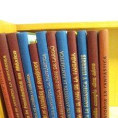 Libros antiguos: 11 LIBROS ANTOÑITA LA FANTASTICA. Lote 210779732