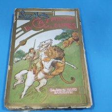 Libros antiguos: EL CAZADOR DE LEONES - LUIS MOTTA. Lote 212348605