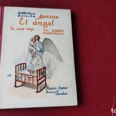 Libros antiguos: BIBLIOTECA SELECTA SOPENA Nº 29. MUY BUEN ESTADO 1934. Lote 214828326