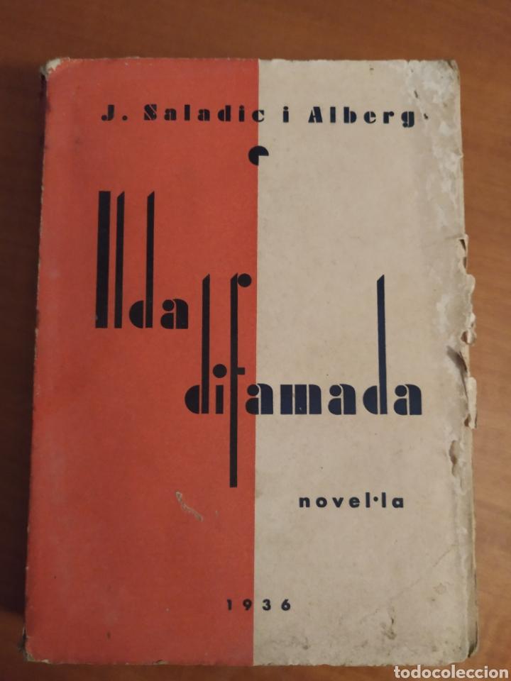 ILDA DIFAMADA (Libros Antiguos, Raros y Curiosos - Literatura Infantil y Juvenil - Novela)