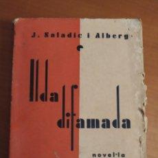 Libros antiguos: ILDA DIFAMADA. Lote 215200063