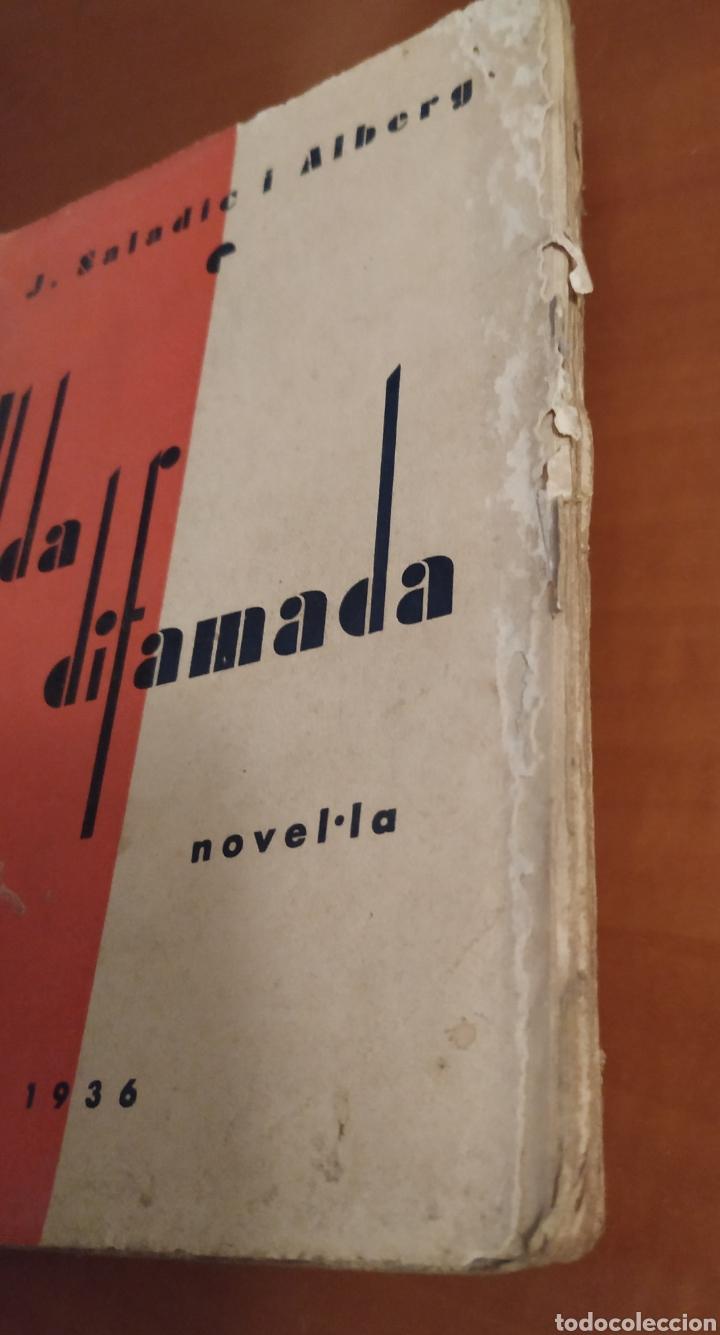 Libros antiguos: Ilda difamada - Foto 3 - 215200063