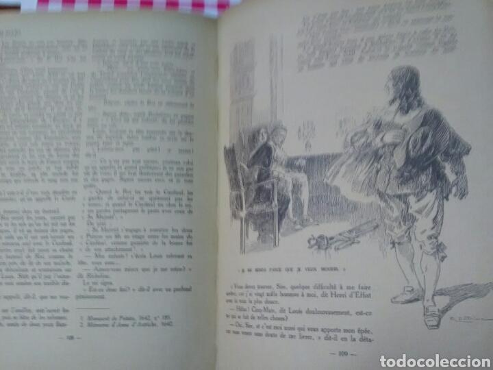 Libros antiguos: CINQ- MARS . ALFRED DE VIGNY .LIBRAIRIE HACHETTE .EN FRANÇAIS - Foto 2 - 215742695
