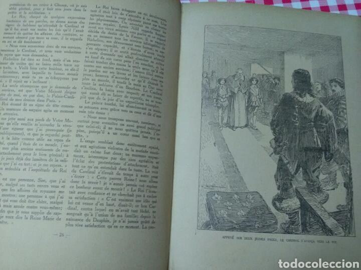 Libros antiguos: CINQ- MARS . ALFRED DE VIGNY .LIBRAIRIE HACHETTE .EN FRANÇAIS - Foto 3 - 215742695