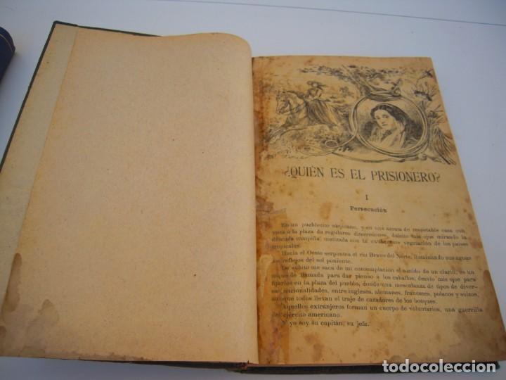 AVENTURAS SANGRIENTAS (Libros Antiguos, Raros y Curiosos - Literatura Infantil y Juvenil - Novela)