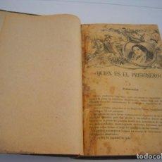 Libros antiguos: AVENTURAS SANGRIENTAS. Lote 216802640