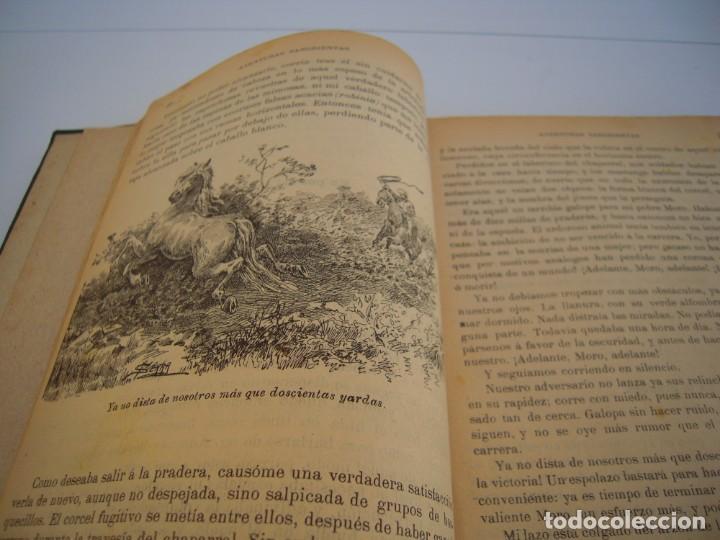 Libros antiguos: aventuras sangrientas - Foto 3 - 216802640