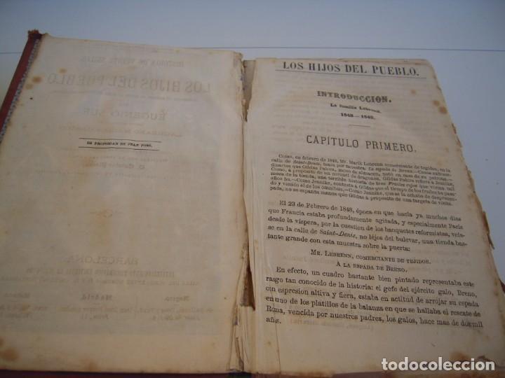 HISTORIA DE 20 SIGLOS LOS HIJOS DEL PUEBLO (Libros Antiguos, Raros y Curiosos - Literatura Infantil y Juvenil - Novela)