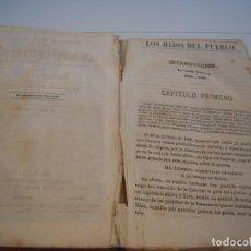Libros antiguos: HISTORIA DE 20 SIGLOS LOS HIJOS DEL PUEBLO. Lote 216803673