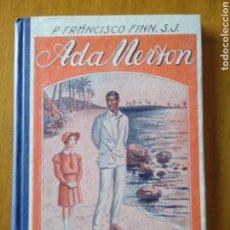 Libros antiguos: ADA MEETING. FRANCISCO FINN. Lote 217515552