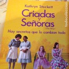 Libros antiguos: CRIADAS Y SEÑORAS DE K STOCKETT.. Lote 192635882