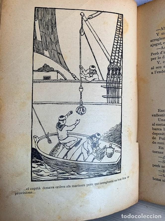 Libros antiguos: Aventures Extraordinàries den Massagran - Foto 7 - 220669167