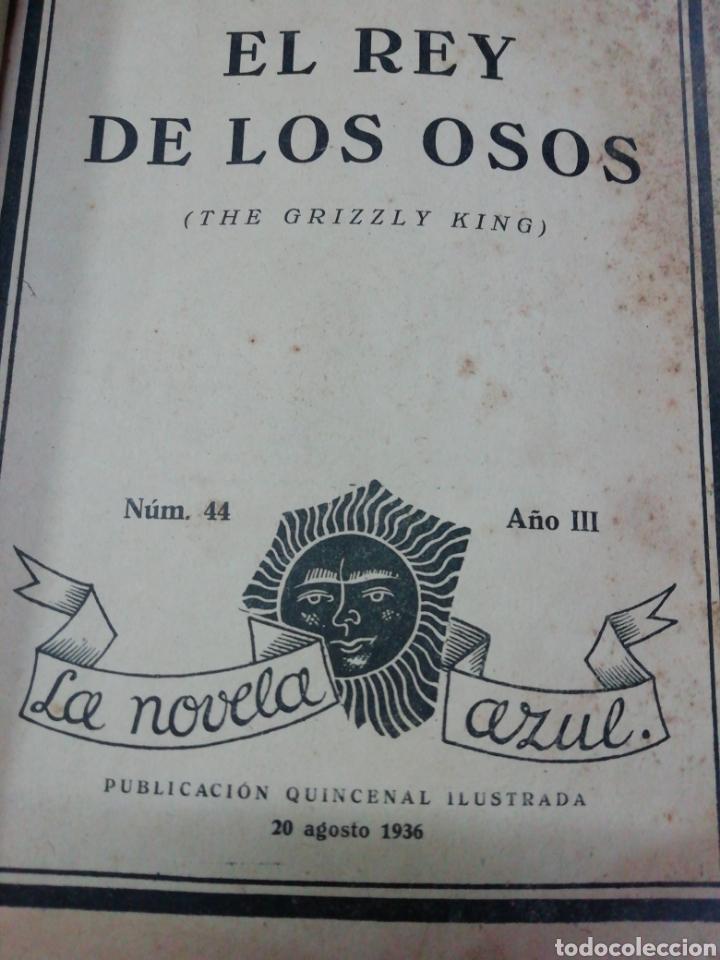 Libros antiguos: 28 novelas de la biblioteca de oro años 33,34,35,36,39, 40,41y3 del47 - Foto 6 - 222015580