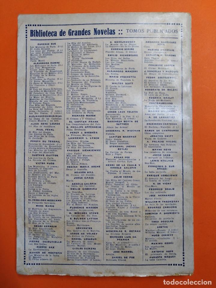 Libros antiguos: VIAJE AL CENTRO DE LA TIERRA - JULIO VERNE - AÑO 1936 - EDITORIAL RAMON SOPENA S.A ..L2460 - Foto 5 - 223086690