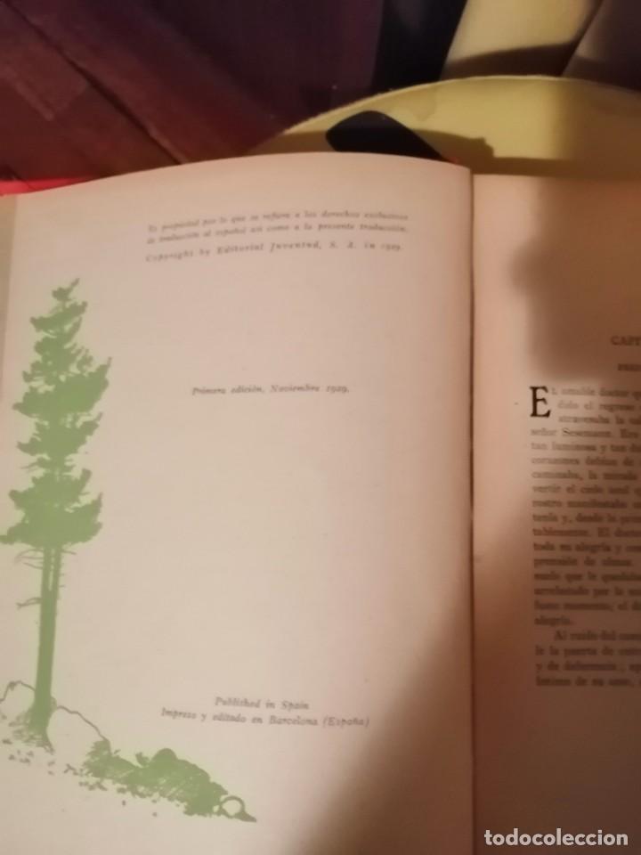 Libros antiguos: JUANA SPYRI :HEIDI (2º EDICION 1931) Y OTRA VEZ HEIDI (1ª EDICION 1929) - Foto 4 - 225136343