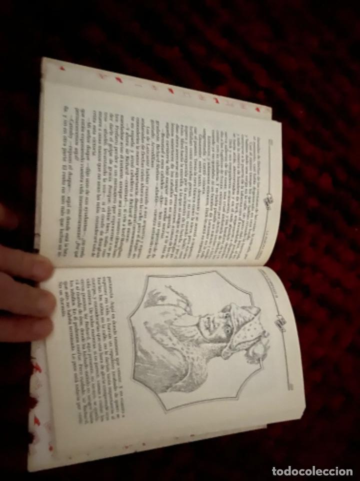 Libros antiguos: STEVENSON: LA FLECHA NEGRA, (ANAYA, TUS LIBROS, 104, 1ª, 1991). - Foto 10 - 225391595