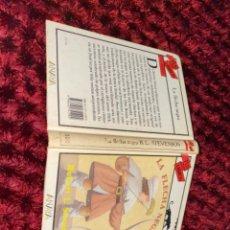 Libros antiguos: STEVENSON: LA FLECHA NEGRA, (ANAYA, TUS LIBROS, 104, 1ª, 1991).. Lote 225391595